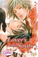 <b>Название:</b> Lovers and Souls  <br /><b>Мангака</b>: MIYAMOTO Kano<br /><b>Жанр</b>: яой, драма, романтика<br /><b>Рейтинг</b>: NC-17<br />